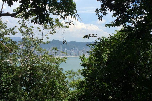 Vista su Balneario Camboriou