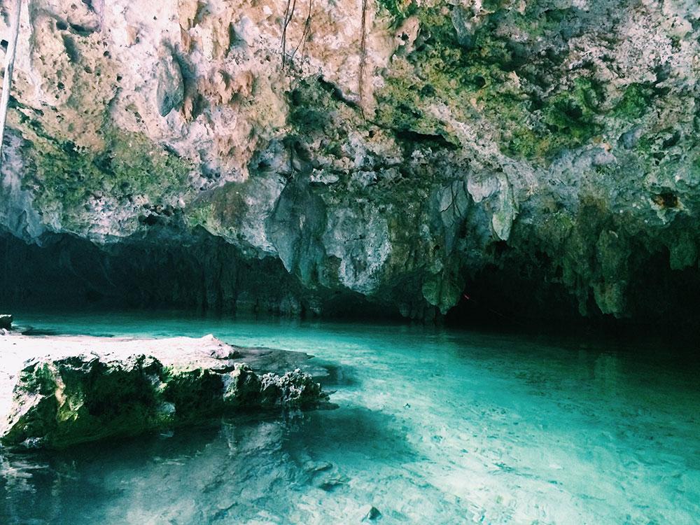 Cenote-Messico-