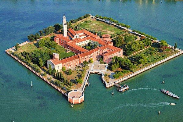 Wenecja – Wyspy południowe - San Lazzaro degli Armeni, Lido