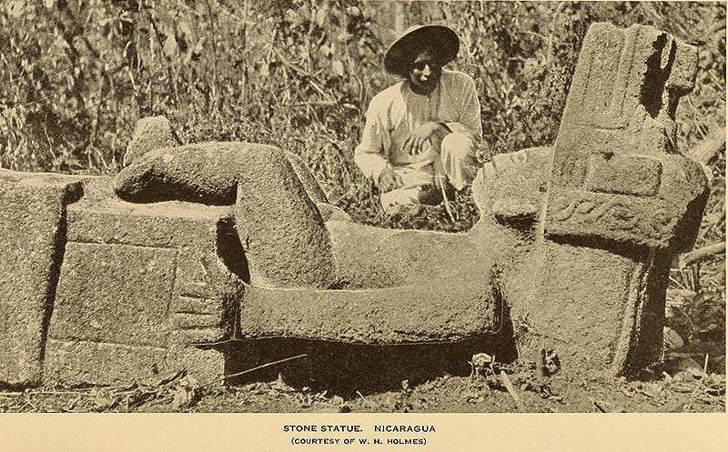 archeologia Ometepe