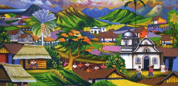 art of nicaragua