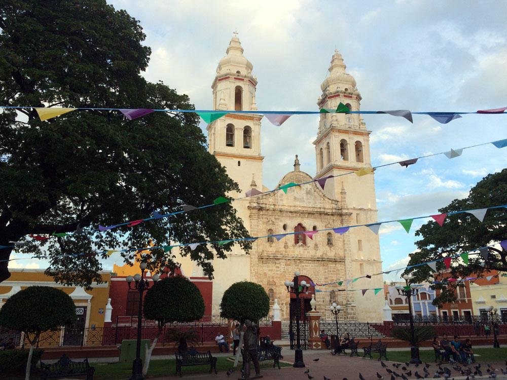 campeche-cattedrale
