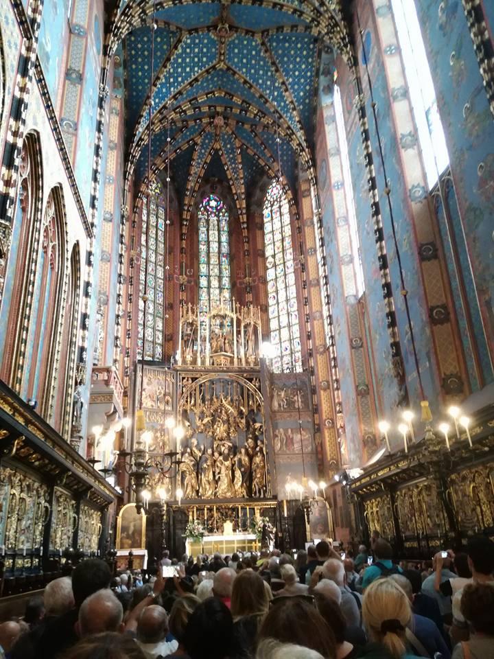 cattedrale Krakov