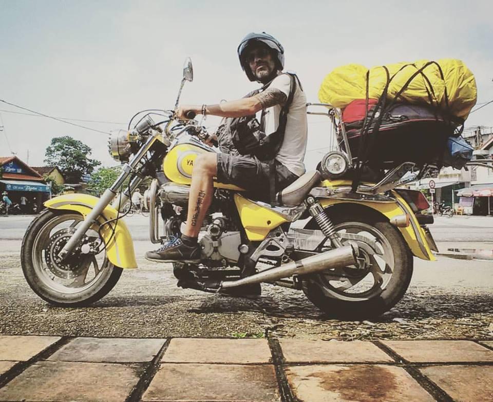 simone moto