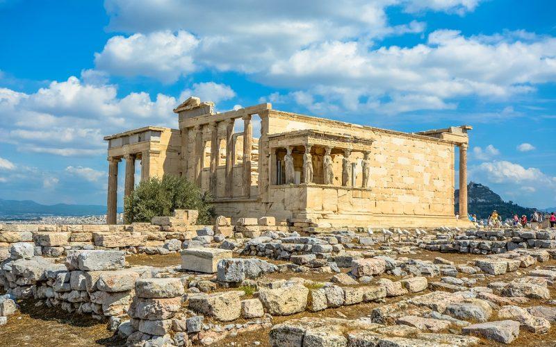 Atene-Acropolis
