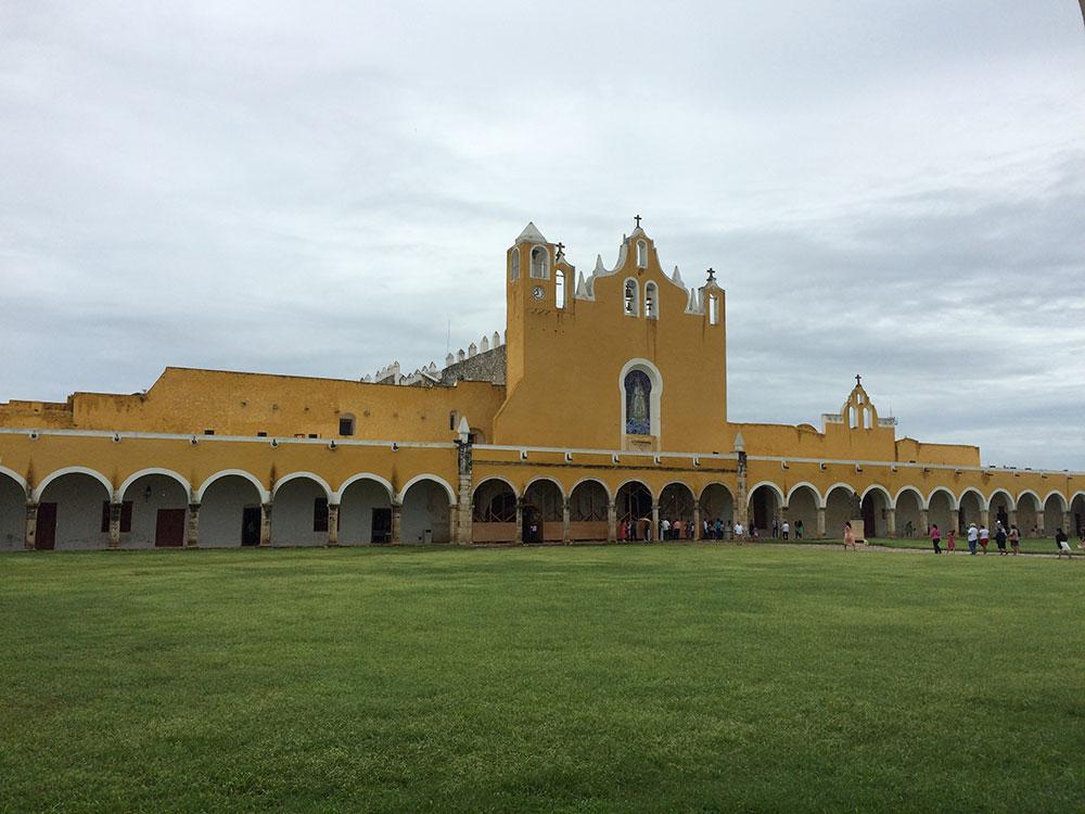 Izamal-Messico
