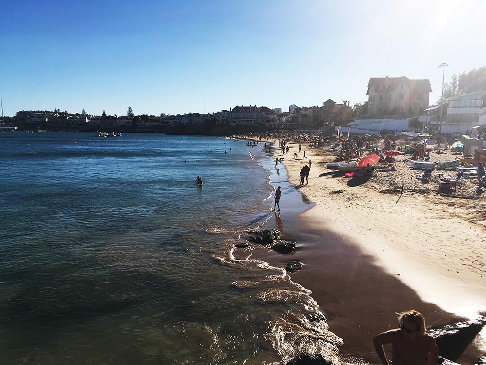 Lisbona-beach