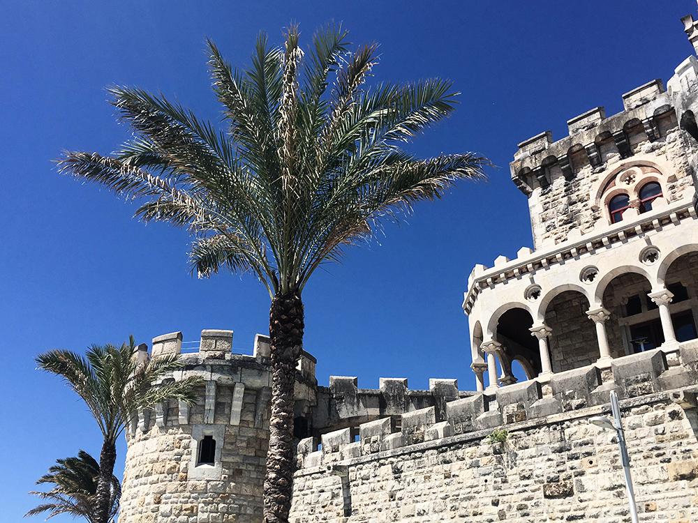 Lisbona-castello