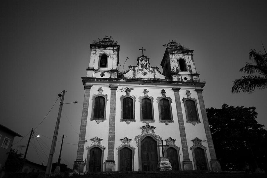 Igreja Santiago Iguape