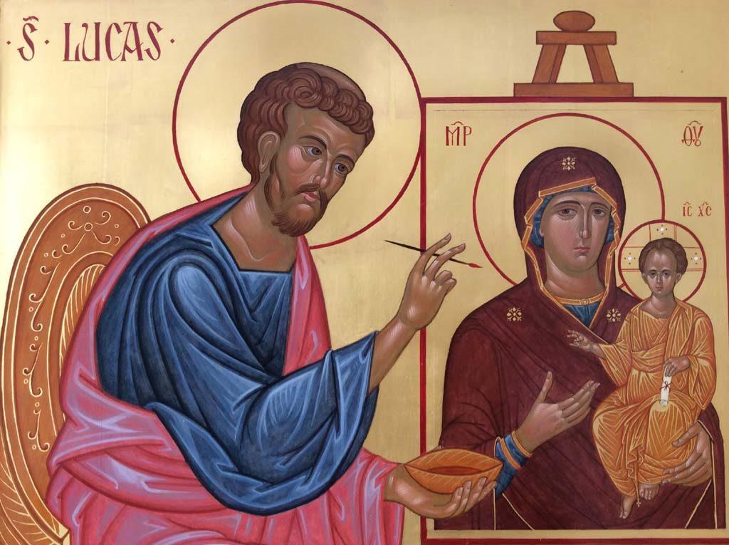 San-Luca-pintor