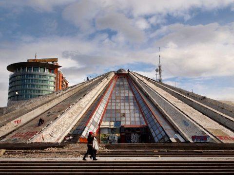 Tirana Piramide