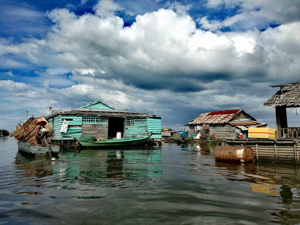 floatting-village