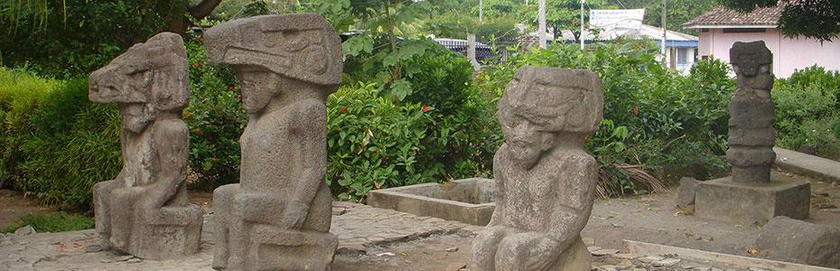 idolos de ometepe