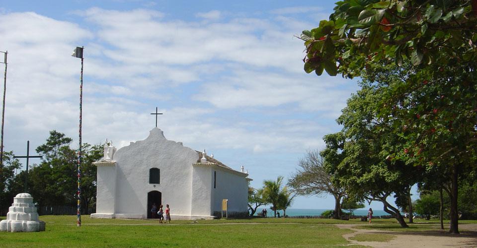 igreja Trancoso