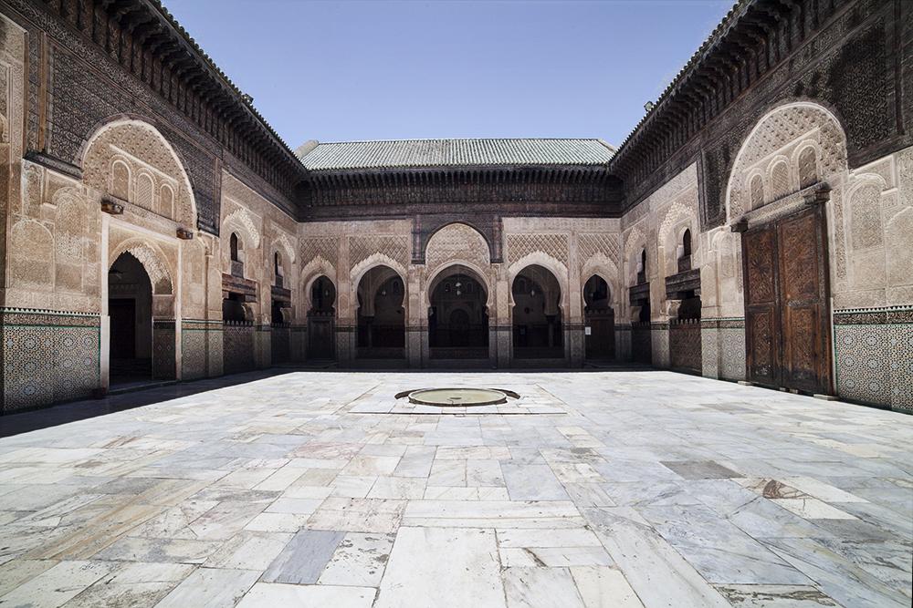 Madrasa di Bouinania nella medina di Fez