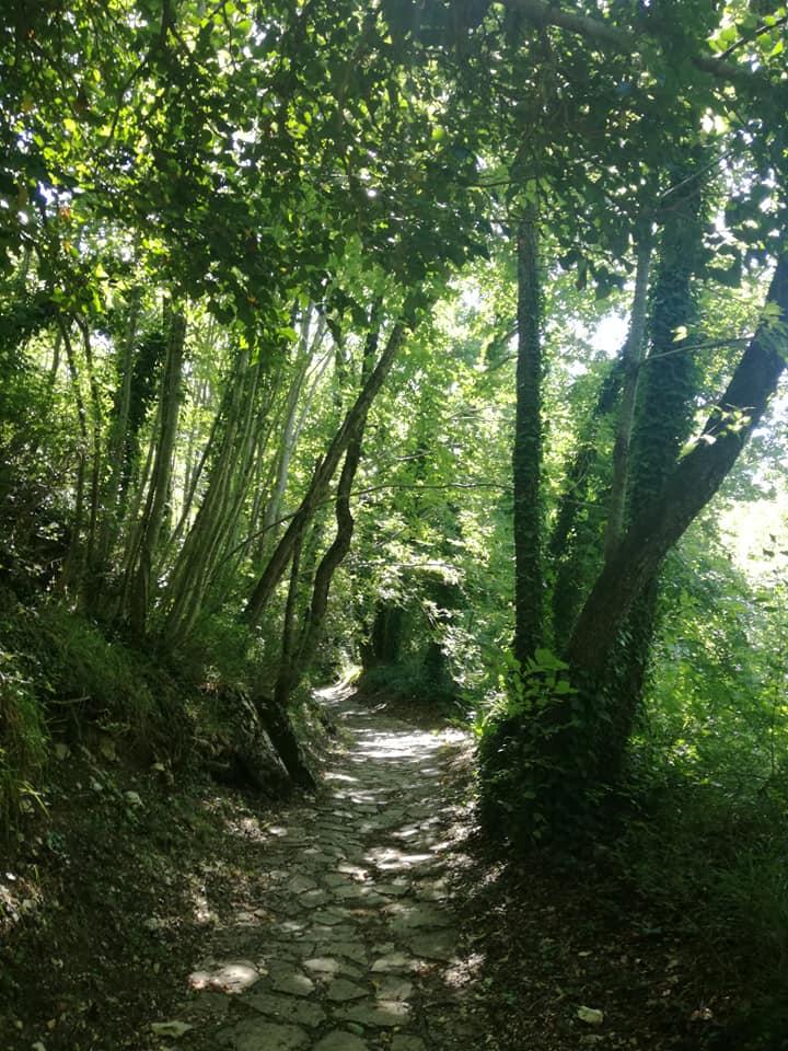 percorso rio verde