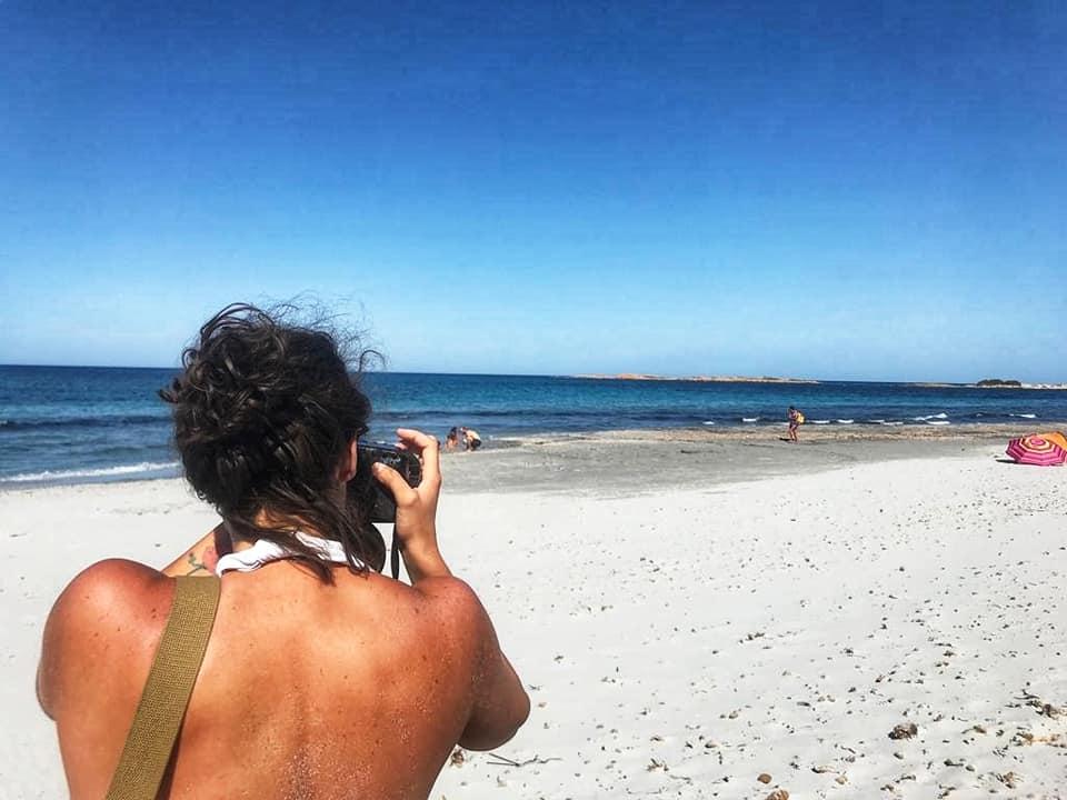 sardegna beach
