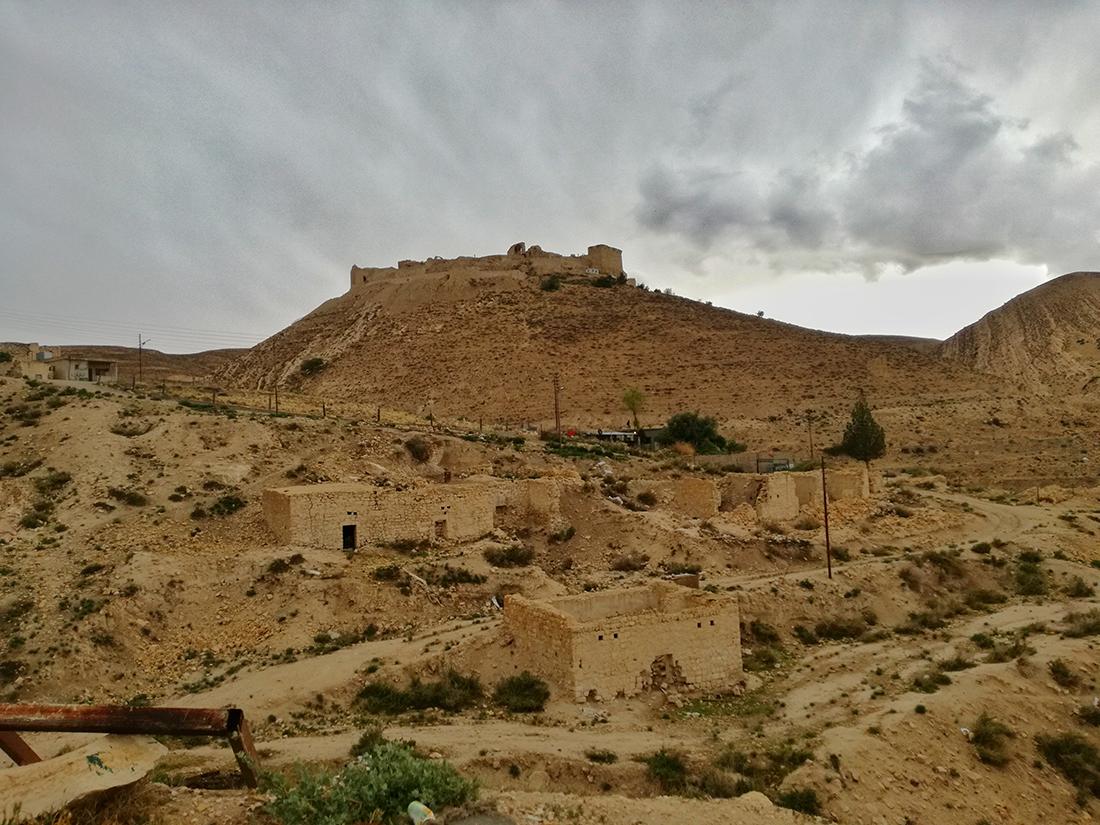 shobak-castle