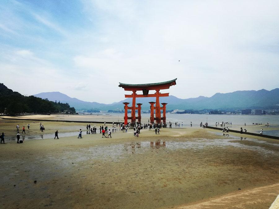 torii-itsukushima