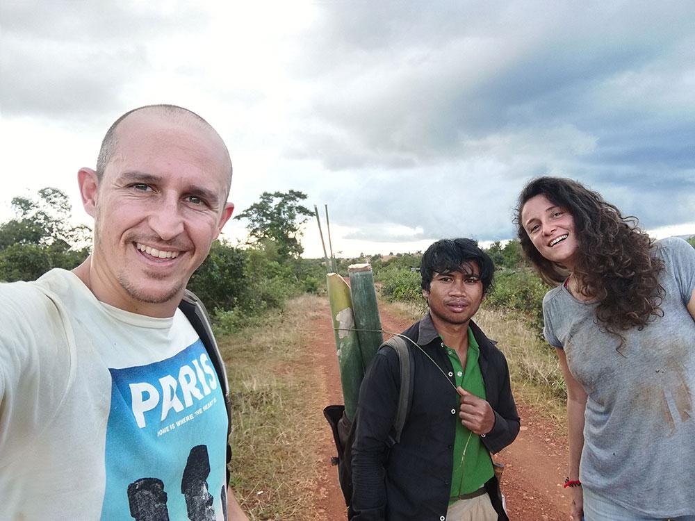 trekking-giungla-cambogiana